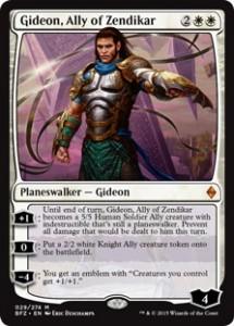 Gideon+Ally+of+Zendikar+BFZ